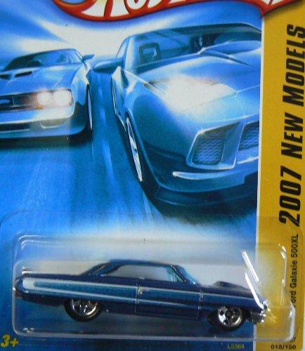 2007 Hot Wheels 1964 Ford Galaxie 500XL