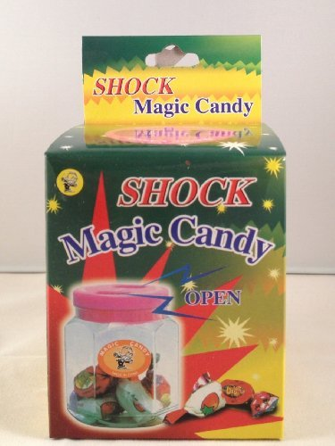 Hepkat Provisioners Magic Candy Shock Candy Jar