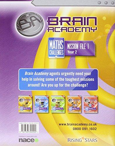Brain Academy: Maths Challenges Mission File 1