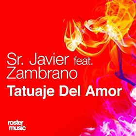 Amazon.com: Tatuaje De Amor (Instrumental): Sr. Javier