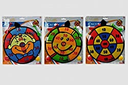 Simba World of Toys - Dart Game, Multi Color