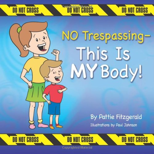Cover of 'No trespassing: this is my body'