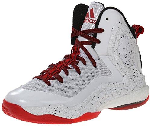 adidas Performance D Rose 5 Boost J Kid's Basketball Shoe (Big Kid)