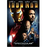 Iron Man (Single-Disc Edition) ~ Robert Downey Jr.