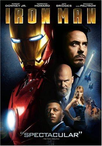 Железный человек \ Iron Man (2008) онлайн