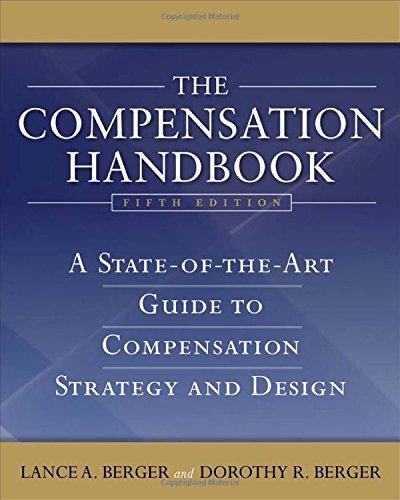 Compensation Handbook Berger