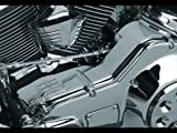 90-06 Harley Davidson Electra Glide, Road Glide, Street Glide, Tour Glide, Road King Kuryakyn Deluxe Cast Chrome Inner Primary Cover