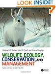 Wildlife Ecology, Conservation and Ma...