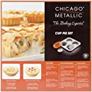 Chicago Metallic Non-Stick Cup Pie Set