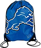 Forever Collectibles NFL Detroit Lions Drawstring Backpack at Amazon.com