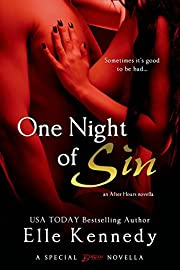 One Night of Sin (Entangled Brazen) (After Hours)