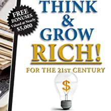Think & Grow Rich - Mega Audio Pack (       UNABRIDGED) by Napolean Hill, Jamie McIntyre Narrated by Jai Hutcherson, Bob Hennesy, Jamie Nesvold