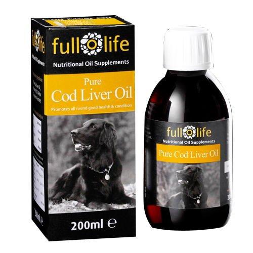 Artikelbild: Fullolife Pure Cod Liver Oil Supplement 200ml