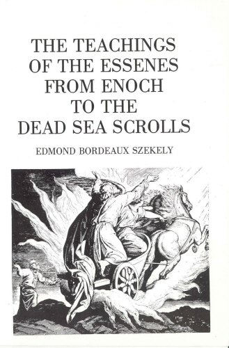 analysis of the essenes and the dead The essenes in ancient literature  the scholarly analysis of the essene question from its post-renaissance  4 the essenes, the scrolls, and the dead sea.