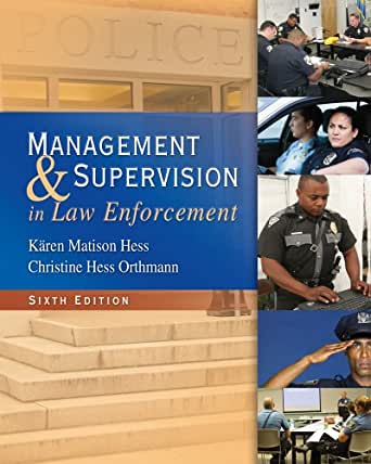 scientific management in law enforcement His principles of scientific management initiated a revolution in how we viewed  the selection of emergency medical and law-enforcement units in response to.