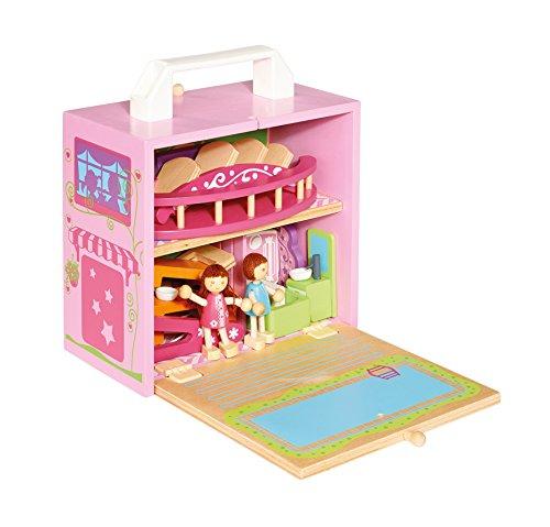BoxSet Casdon Wood Play Dolls House