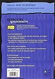 Image de Exercices de grammaire, tome 1. Elève