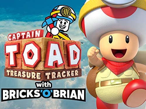 Clip: Captain Toad Treasure Tracker with Bricks 'O' Brian! - Season 1