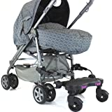 NEW BUGGY STROLLER PRAM BOARD TO FIT MAXI-COSI LOOLA - BLACK/PINK