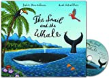 Julia Donaldson The Snail and the Whale Book and CD Pack (Book & CD)