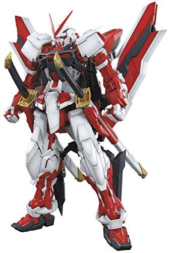 Bandai Hobby MG Gundam Kai Model Kit (1/100 Scale), Astray Red Frame (Gundam Model Kits compare prices)