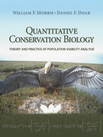 Quantitative Conservation Biology: Theory and Practice of...