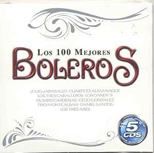 SANTOS LOS TRES ASES - LOS 100 MEJORES BOLEROS - Amazon.com Music