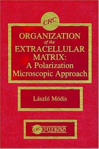 Organization Of The Extracellular Matrix: A Polarization Microscopic Approach