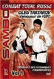 echange, troc Sambo Volume 1 - Combat Total Russe - Apprenez des Techniques foudroyantes