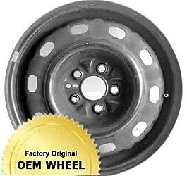 DODGE STRATUS,SEBRING 15×6 Factory Oem Wheel Rim- STEEL-BLACK – Remanufactured