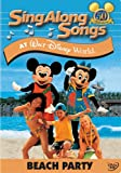 Sing-Along Songs: Beach Party at Walt Disney World [DVD] [Import]