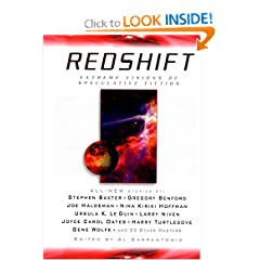 Redshift: Extreme Visions of Speculative Fiction by Al Sarrantonio, Catherine Asaro, Nina Kiriki Hoffman and Ardath Mayhar