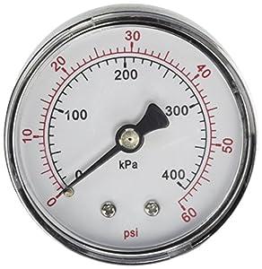 Amazon Com Pentair 33600 0023t 2 Inch Pressure Gauge