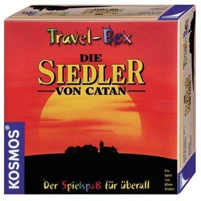 Die Siedler von Catan - Travel-Box