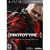 Prototype 2 Blackwatch Collector's Edition(北米版)