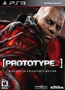 Prototype 2 Blackwatch Collector's Edition - Playstation 3