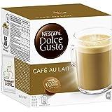 Nescafé Dolce Gusto Café au lait, 3 Confezioni, 3 x 16 Capsule