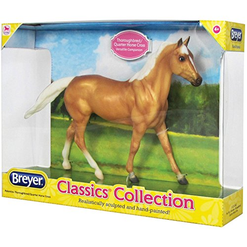 Breyer Classics Palomino Thoroughbred/Quarter Horse Cross