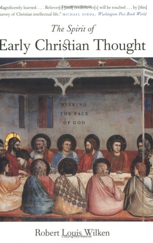 "Cover of ""The Spirit of Early Christian T..."