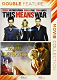 Water for Elephants / This Means War [DVD] [Region 1] [US Import] [NTSC]