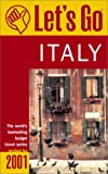 Let's Go 2001: Italy: The World's Bestselling Budget Travel Series (Let's Go Italy)