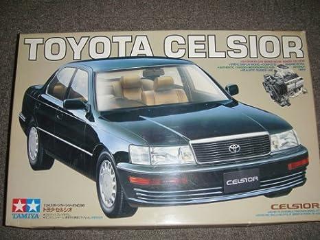 Maquette voiture : Toyota Celsior