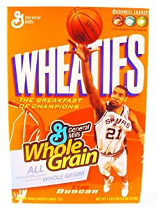 Wheaties - Los Angeles Lakers NBA Champions Back-To-Back