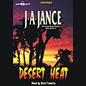 Desert Heat: Joanna Brady Series, Book 1 | [J. A. Jance]