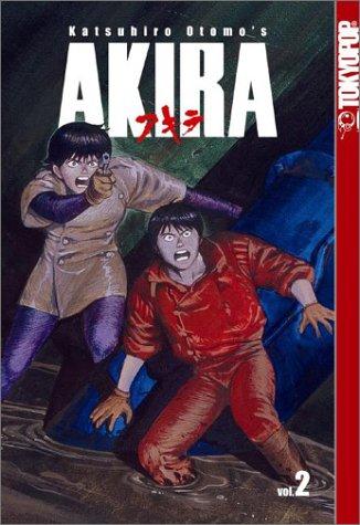Akira (Akira (Tokyopop))