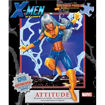 "Storm ""Attitude"" 550pc Puzzle by Master Pieces"