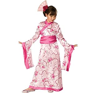 Toynk Toys - Asian Princess Child Costume