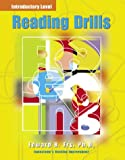 Jamestown's Reading Improvement Series: Reading Drills: Introductory Level
