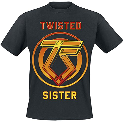 Twisted Sister You Can't Stop Rock N' Roll T-Shirt nero L