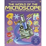 AmScope The World of the Microscope - A Practical Introduction with Projects and Activities (Color: Multi)